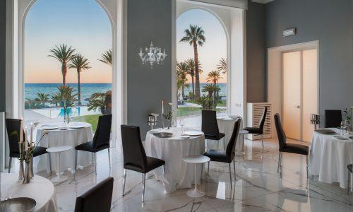 Ristorante Mimosa del Miramare The Palace Hotel